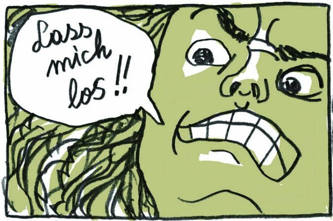 Preview ulli lust comics