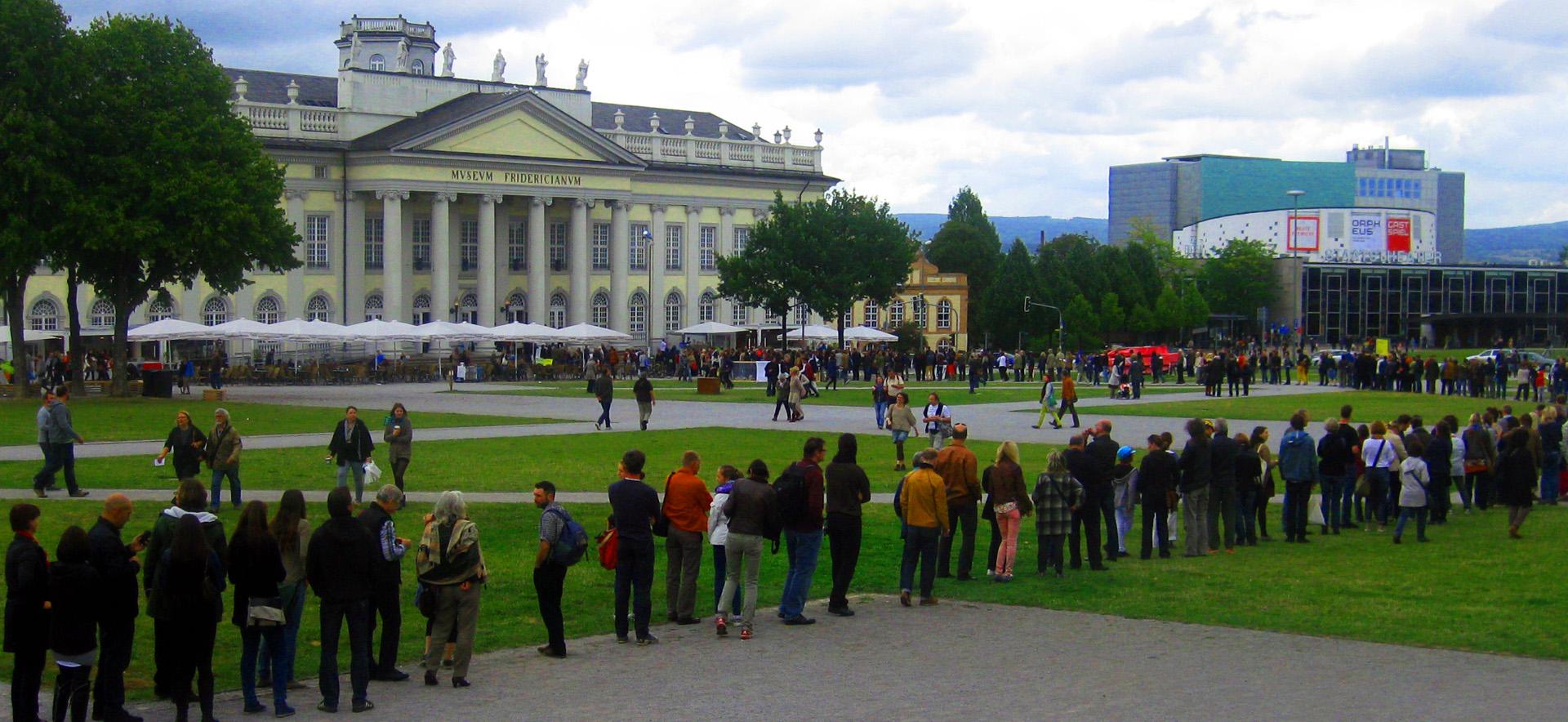 Superkunstjahr schirn mag for Documenta kassel 2017