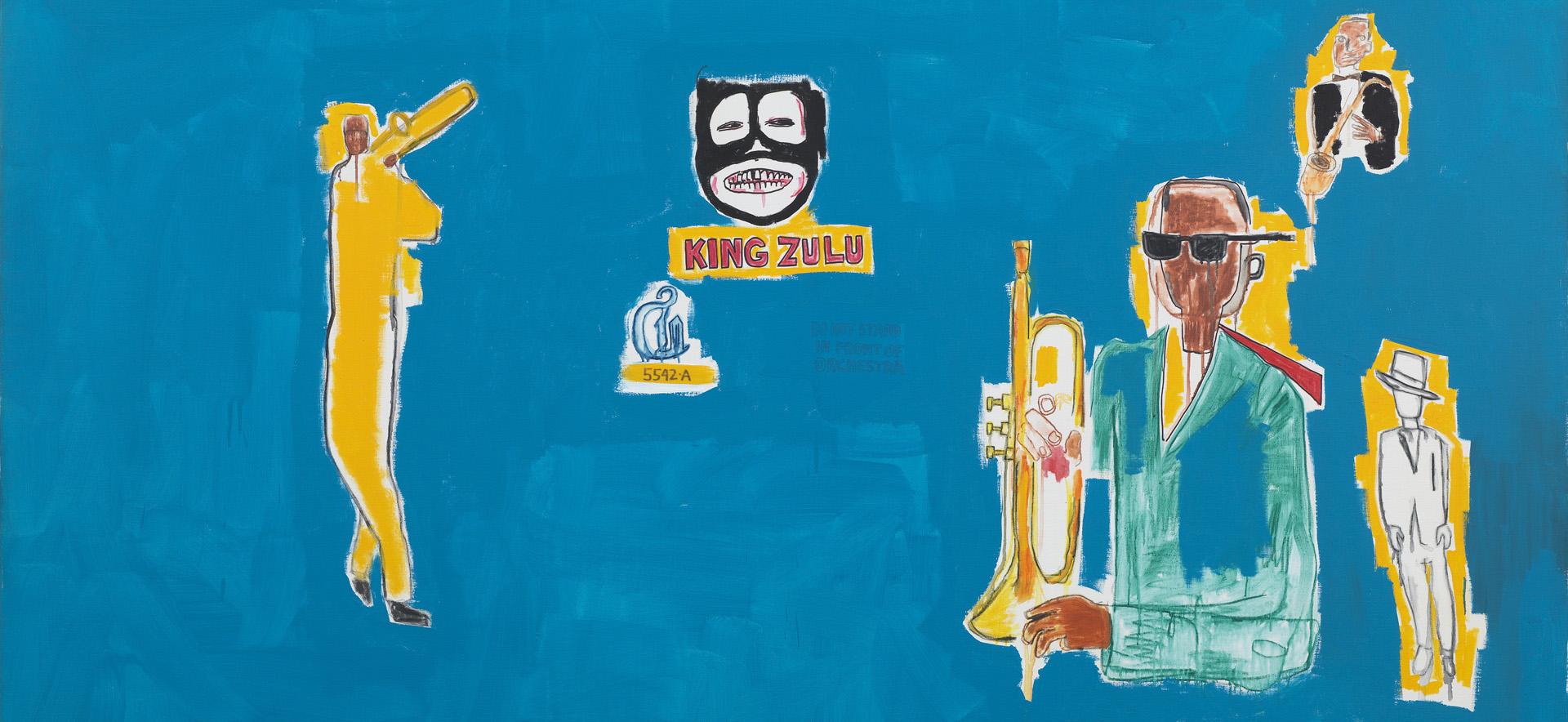 Jazz Bebop And Basquiat Schirn Mag