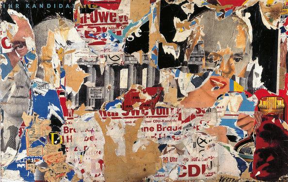 Kunst Ist Leben Leben Ist Kunst Wolf Vostell Schirn Mag