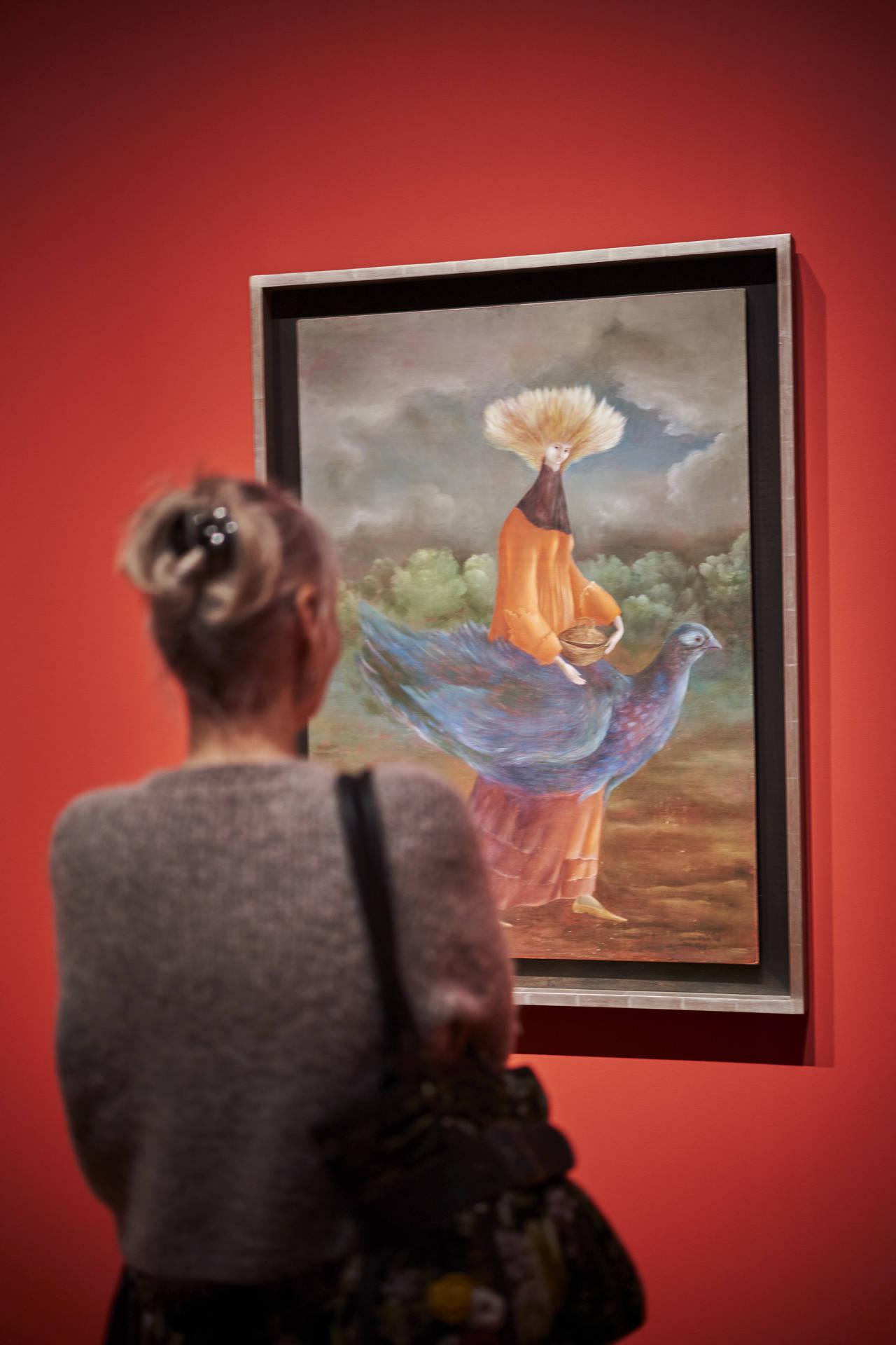 Fantastische Frauen Schirn Kunsthalle Frankfurt