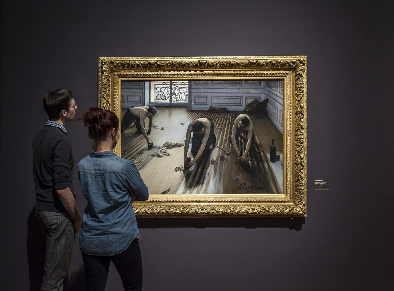 Gustave Caillebotte Schirn Kunsthalle Frankfurt