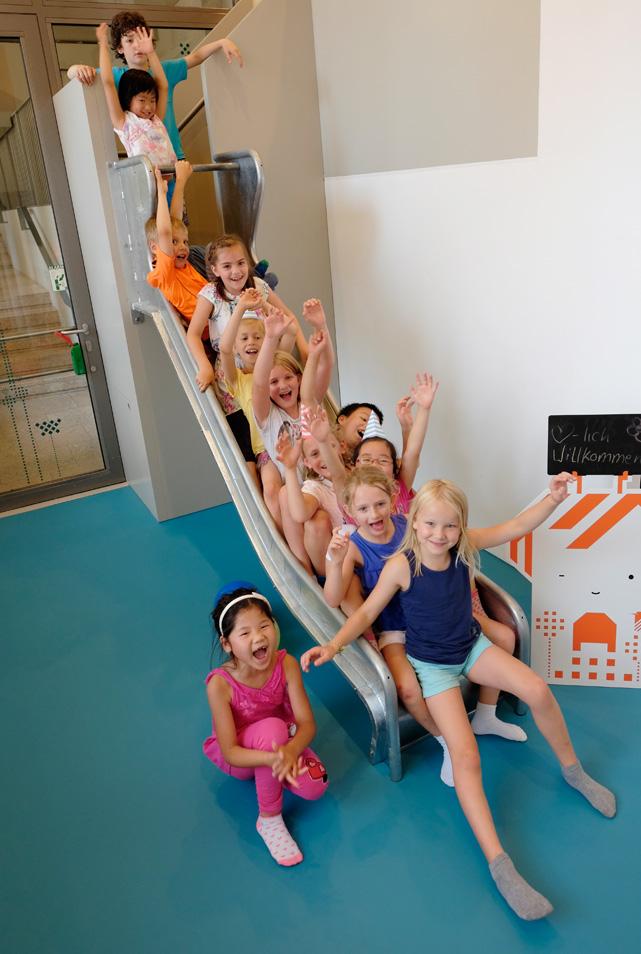 kindergeburtstag in der schirn kunsthalle frankfurt. Black Bedroom Furniture Sets. Home Design Ideas